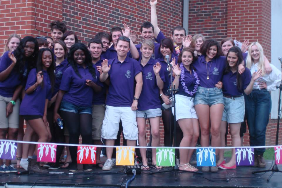 reigate college 2011
