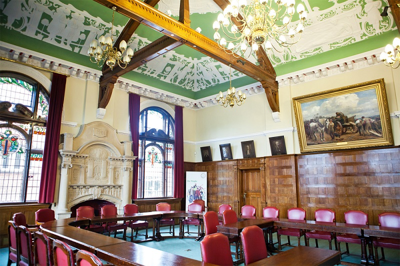 old council chamber