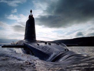 HMS Victorious. 08/12/2003
