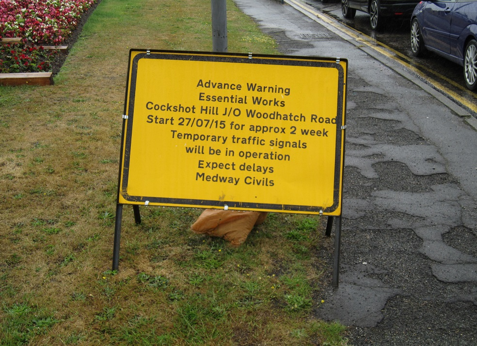 a217 junction 26 july 2015