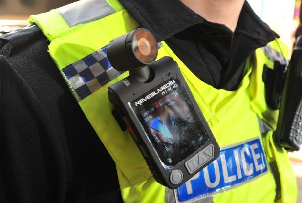 Do body cameras change how police interact with the public?