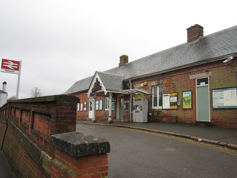 reigate station