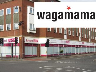 edward dean site reigate with wagamama logo