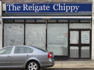 the reigate chippy