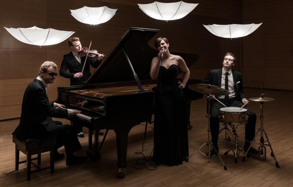 derek paravicini quartet (mf)