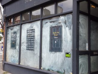 Eighty Ate burger windows 13 August 2016