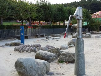 water play feature priory park 27 august 2016 - image 3