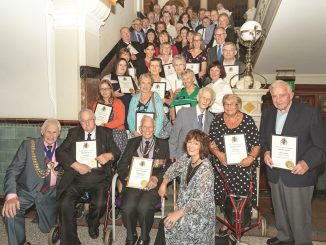 group-photo-of-reigate-and-banstead-volunteer-award-winners-2016
