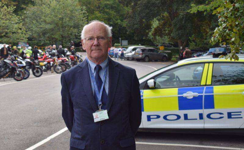 Photo of Surrey Police and Crime Commissioner David Munro (file photo)