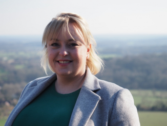 Conservative Surrey PCC candidate Lisa Townsend